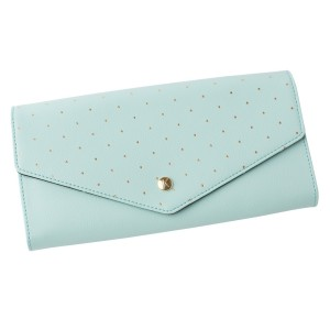 Kikki-K Leather Travel Wallet
