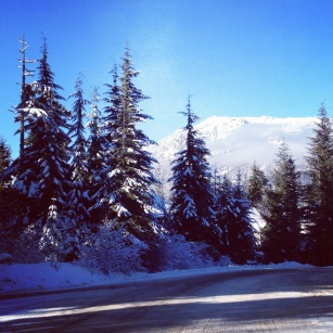 Whistler Winter Canada