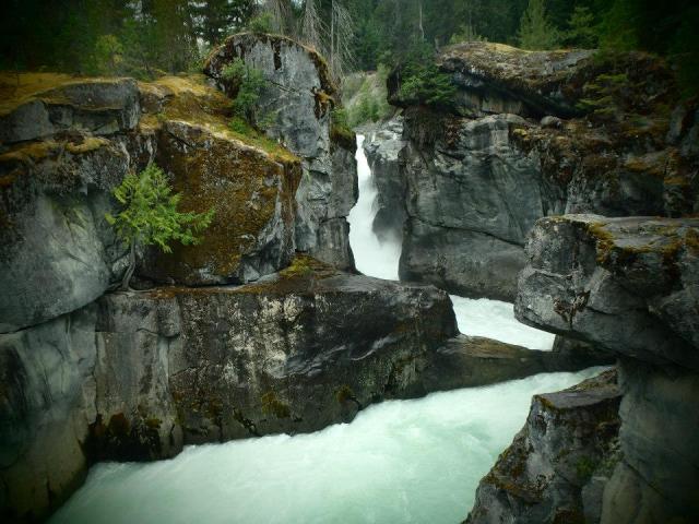 Nairn Falls, Pemberton, BC