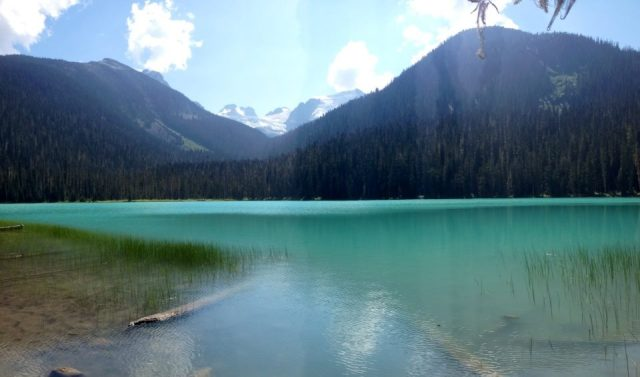 Joffre Lakes 2nd Lake